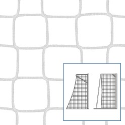 """80/100 cm"" Small Pitch / Handball Goal Net"