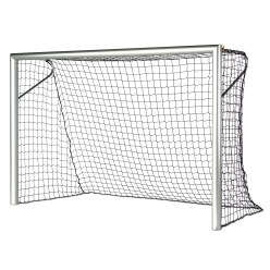 Sport-Thieme Aluminium Small Pitch Goal, 3x2 m, Oval Tubing