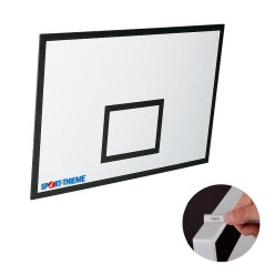 Basketball Backboard made from GRP