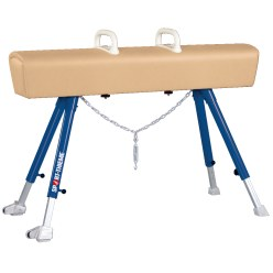 Sport-Thieme® Pommel Horse With metal legs