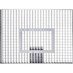 Steel Mesh Basketball Backboard