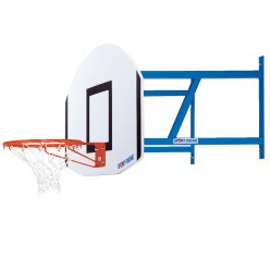 "Sport-Thieme® ""Indoor"" Basketball Wall Unit Set"