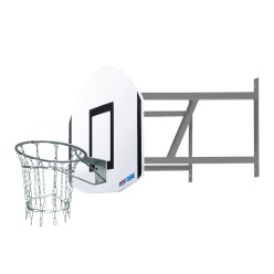 "Sport-Thieme ""Indoor"" Basketball Wall Unit"
