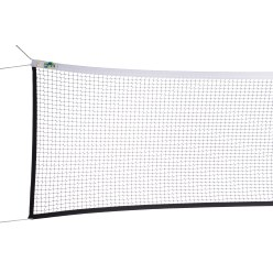"""Competition"" Badminton Tournament Net"