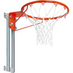 Sport-Thieme® Height-Adjustable Basketball Hoop