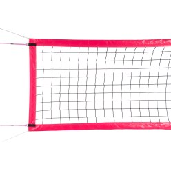 Beach Volleyball Tournament Net, for 18x9-m Court