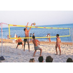 "SunVolley ""Standard"" Beach Volleyball Net"