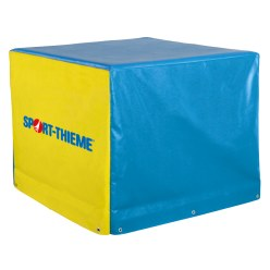 "Sport-Thieme® ""Super"" Gymnastics Mat Set incl. Trolley"