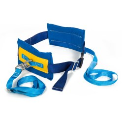 'Quick-Klick' Safety Somersault Belt