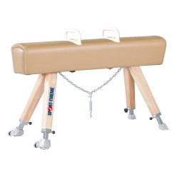 Sport-Thieme® Pommel Horse With wooden legs