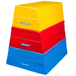 Sport-Thieme Trapezium-Shaped Vaulting Box