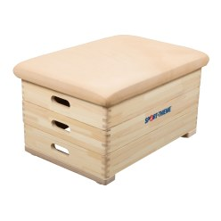 "Sport-Thieme® 3-Part ""Original"" Vaulting Box"