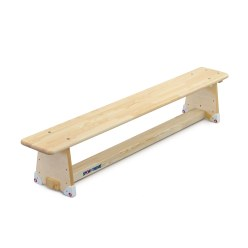 "Sport-Thieme® ""Original"" Gymnastics Bench 1.5 m, With castors"