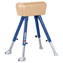 Sport-Thieme® Vaulting Buck with Metal Legs