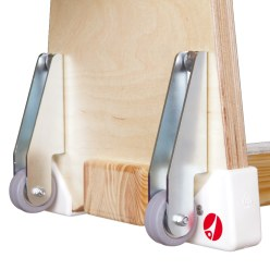 Sport-Thieme® Transport Castors for Gymnastics Benches