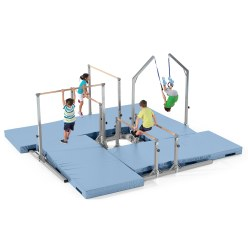 "Spieth ""Just for Kids"" Four-Station Frame"