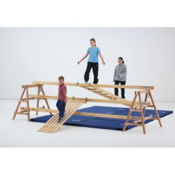 "Sport-Thieme® For the ""Lüneburger Stegel"" Set Balance Beam"