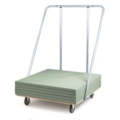 Transport Trolley for Judo Mats