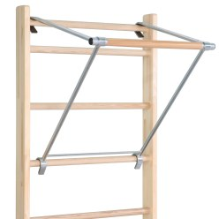 Sport-Thieme® Wall Bars with Pull-Up Bar