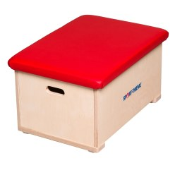 "Sport-Thieme® ""Multiplex"" 1-Part Vaulting Box"