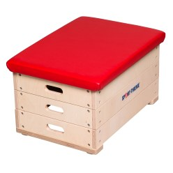 "Sport-Thieme® 3-Part ""Multiplex"" Vaulting Box"