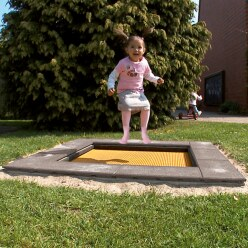 "Eurotramp ""Kindergarten Mini"" Kids' Trampoline"