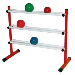 Steel Tubing Shot Put Rack