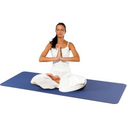 "Sport-Thieme ""Exclusive"" Yoga Mat Blue"