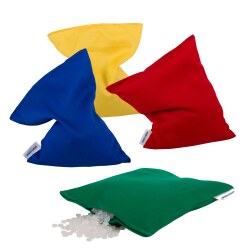 Sport-Thieme® Set of 4 Small Beanbags