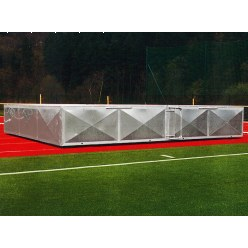 Mobile Cover for High Jump Mats