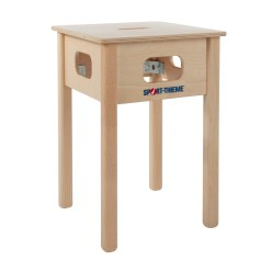 "Sport-Thieme ""Solid"" Exercise Stool Height: 45 cm"