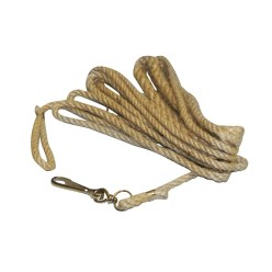Natural Hemp Skipping Rope