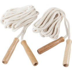 "Sport-Thieme ""Double Dutch"" Skipping Rope Plastic, approx. 257 g"