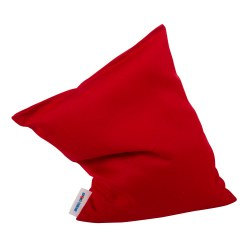 Sport-Thieme® Washable Beanbags Red, 120 g, approx. 15x10 cm