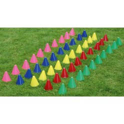 Set of 50 Marking Cones