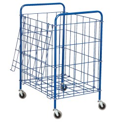 Sport-Thieme® Stackable Ball Trolley