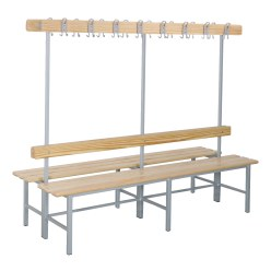 "Sport-Thieme ""Style C"" Changing Room Bench"