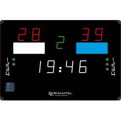 "Stramatel ""452 PS 900"" Water Polo Scoreboard"