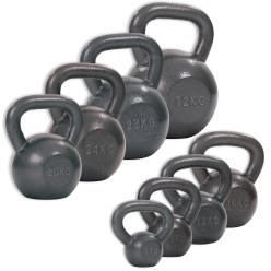 Sport-Thieme Hammer-Finish Set Kettlebell
