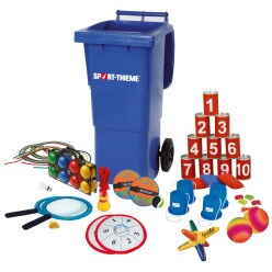 "Sport-Thieme ""Throwing Games"" Mini Games Bin"