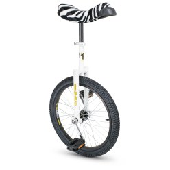 "Qu-Ax ""Luxus"" Zebra Unicycle"
