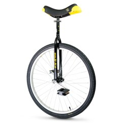"Qu-Ax ""Luxus"" Outdoor Unicycle 20-inch tyre (ø 51 cm), chrome frame"