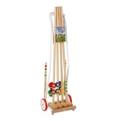 Croquet Set with Trolley