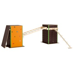 "Cube Sports ""Adventure Set II"" Parkour Set"