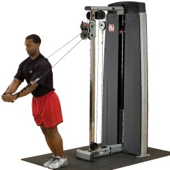 "Body-Solid ""Pro Dual"" Pulldown Multigym"