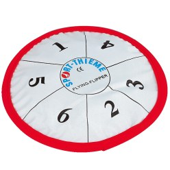"Sport-Thieme® ""Flying-Flipper"" Throwing Disc"