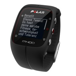 "Polar® ""M400 HR"" Heart Rate Monitor (incl. H7 Bluetooth chest strap) Black"