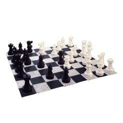 Outdoor Game Board for Floor Chess