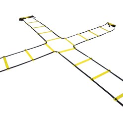 "Sport-Thieme® ""Agility"" Coordination Ladder 8 m, Double ladder"