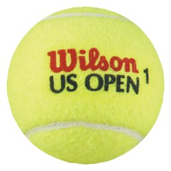 "Wilson ""US Open"" Tennis Balls"